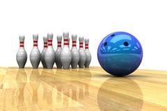 Bowling photo stock