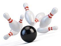 bowling Foto de archivo
