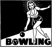 Bowling 2 Royalty Free Stock Photography
