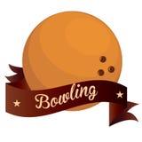bowling Imagens de Stock Royalty Free