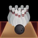 bowling Fotos de Stock Royalty Free