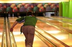 bowling Στοκ Φωτογραφίες