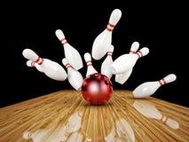 Free Bowling Royalty Free Stock Image - 54533846