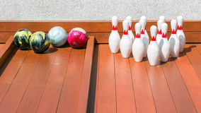 bowling images stock