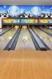 Bowling. Club Stock Images
