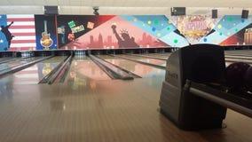bowling Imagen de archivo libre de regalías
