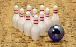 Bowling imagenes de archivo