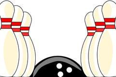 Bowling again Stock Photos
