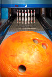 Bowling alley Stock Photos