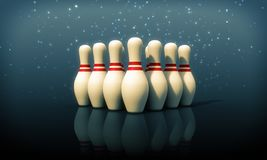 Free Bowling Background Stock Photo - 160461770