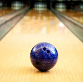 Bowling ball Stock Image