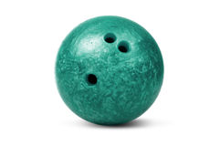 Bowling ball royalty free stock photography