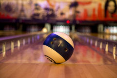 Bowling Ball Stock Photography
