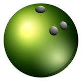 Bowling ball Royalty Free Stock Photo