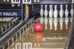 Bowling royalty free stock photos