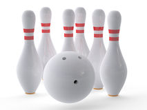 Bowling ball Stock Images