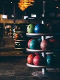 Bowling balls Royalty Free Stock Photography