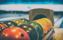 Free Bowling Club. Stock Photos - 63097383