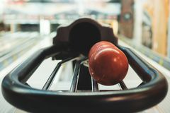 Bowling club. Stock Images
