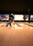Bowling de bolo foto de archivo