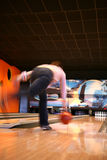 Bowling de bolo Fotografía de archivo libre de regalías