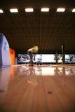 Bowling de bolo imagen de archivo libre de regalías