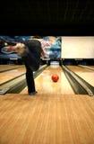 Bowling di Tenpin Fotografia Stock Libera da Diritti