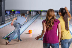 Bowling. Stock Photography