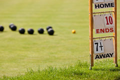 Bowling Green Stock Image