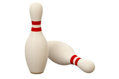 Bowling Pin Royalty Free Stock Image