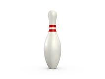 Bowling Pin Royalty Free Stock Photo