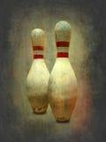 Bowling Pin Stock Photo