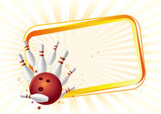 Bowling sport Stock Photos