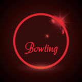 Bowling sport Royalty Free Stock Photography