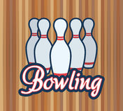 Bowling sport Stock Photo