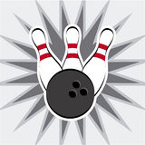 Bowling sport Stock Image