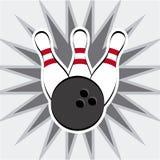Bowling sport Stock Image