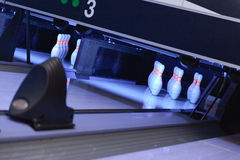 Bowling time! Royalty Free Stock Photo