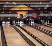 Bowlinghall Zdjęcia Stock