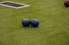 Bowlingkugeln Lizenzfreies Stockfoto