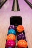 Bowlingkugeln Lizenzfreie Stockbilder