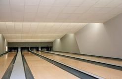 Bowlingspiel lizenzfreie stockfotos