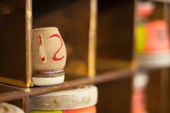 Bowlingspielschuh Lizenzfreie Stockfotos