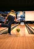 bowlingtenpin Arkivfoto
