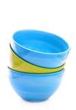 Bowls Stock Image
