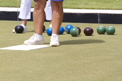 Free Bowls Or Lawn Bowls Stock Photos - 34663523