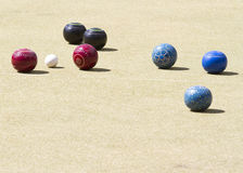Free Bowls Or Lawn Bowls Royalty Free Stock Photo - 34664135