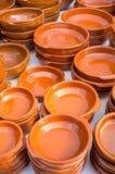 Bowls and pans Stock Photos