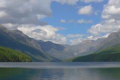 Bowman湖 免版税库存照片