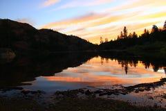Bowman sunset Stock Image
